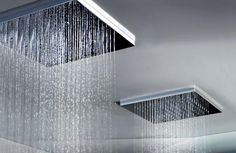 Gessi Spa Shower Series The collection from Gessi Private Wellness brand launches a series of showers that guarantee wellbeing, plus an interesting design to complement our decor. The Spa Collection is available upon request Spa Shower, Rain Shower, Recessed Medicine Cabinet, Shower Systems, Luxury Bath, Luxury Interior Design, Small Bathroom, Bathrooms, Storage Spaces