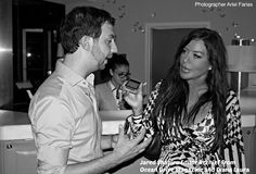 Miami Social According to 'Di': Ocean Drive Magazine Celebrates Swim Issue with Supermodel Hanna Davis.