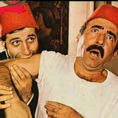 ~ Kemal Sunal & Şener Şen Turkish Actors, Actors & Actresses, Ronald Mcdonald, Nostalgia, Deco, Movies, Films, Fictional Characters, Merida