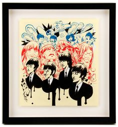 Food One - Artwork - The Beatles: LOVE - Nucleus | Art Gallery and Store