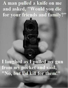 ~J   Girls With Guns Quotes | Gun Quotes Tumblr Quotesmanknifegun