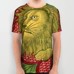 Golden Lion Shirt