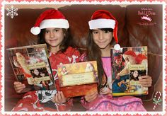 Awesome Christmas memories are made with PNP - Portable North Pole. The Lil Divas look forward to their  (FREE) video message from Santa every year.