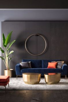 This is the new 2017 collection by interior design label Christine Kröncke! Interior Design Magazine, Modern Interior Design, Interior Design Inspiration, Lights Bedroom, Living Room Designs, Living Room Decor, Deco Addict, Contemporary Decor, Room Interior