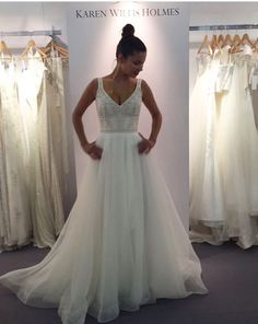 WOW! Perfect for a fall wedding! (Karen Willis Holmes 2016 Fall Collection)