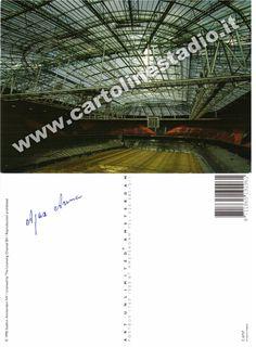 € 0,90 - code : NED-012 - AMSTERDAM ArenA - stadium postcard cartolina stadio carte stade estadio tarjeta postal Under Constraction