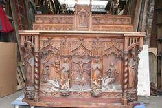 Antique Church Altars & Altar Stones - Fluminalis