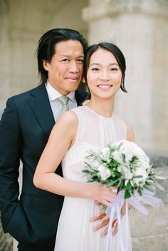 Le mariage d'Alison & Cown Way à Avignon - Occitanie | Photographe : Saya de Studio Ohlala | Donne-moi ta main - Blog mariage