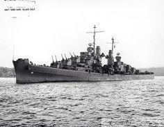 USS Oakland (CL-95).