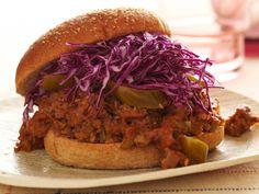 Spicy Vegan Sloppy Joes Recipe