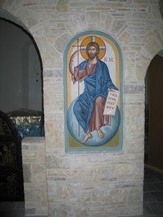 Arhimandritul Zenon – icoana Painting, Art, Orthodox Icons, Mosaic Art