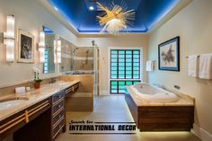 False ceiling designs for bathroom choice and install