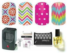 the EVERYTHING YOU NEED package!  Jamberry Nail Wraps, Jamberry Heater, Jamberry Application Kit and Jamberry Cuticle Oil!  Your choice of 4 wraps! Ask me how to get this awesome bundle!   www.erinsteffan.jamberrynails.net