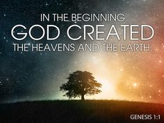 Genesis 1.1... its strange that some people just cant grasp the simple Truth... hmm. oh well... (: