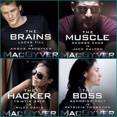 MacGyver--the new team