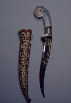 dagger blade 18s sheath & hilt 19s ottoman