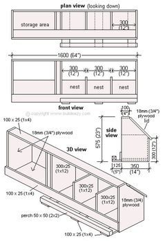When ever a person wants to raise chickens, it's a good idea to be sure that they construct a chicken coop that best fits their own requirements. Be sure to locate the best plans in order to make your own. Chicken Coop Plans Free, Easy Chicken Coop, Chicken Coop Designs, Backyard Chicken Coops, Building A Chicken Coop, Chicken Runs, Chickens Backyard, Clean Chicken, Farm Chicken