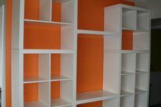So wird aus deinen Ikea Expedit Regalen eine Multifunktionswand