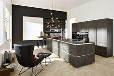 Moderne Küchen:Portland | nolte-kuechen.de
