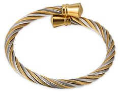 Loveshine Jewelry Mens Womens Stainless Steel Bead Bracelet, Cuff Bang, Silver Gold loveshine http://www.amazon.com/dp/B01AXZZWRW/ref=cm_sw_r_pi_dp_le6Owb152NK6F