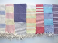 Turkish Towels Pestemals Turkish Towels, Bed Spreads, Beach Towel, Picnic Blanket, Hand Weaving, Traditional, Quilts, Athens Greece, Hand Knitting
