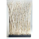 Found it at AllModern - Naturals Bleached Driftwood Screen on Base