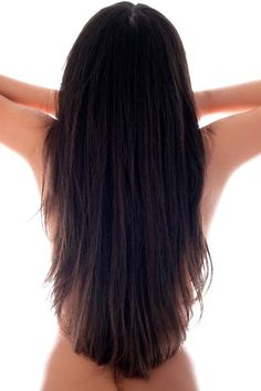 U-shaped Back - Ideas for Curly, Wavy and Straight Hair