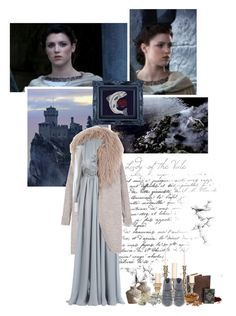 """Lysa Tully """"Lady of the Vale"""" by miumiu on Polyvore featuring polyvore fashion style Dolce&Gabbana ALDO Swarovski Episode clothing"""