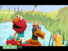 Sing along with Elmo and his duck buddies.    For more fun games and videos for your preschooler in a safe, child-friendly environment, visit us at http://www.sesamestreet.org    Sesame Street is a production of Sesame Workshop, a nonprofit educational organization which also produces Pinky Dinky Doo, The Electric Company, and other programs for chi...