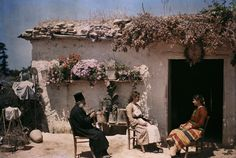 Photo taken in Cyprus by Maynard Owen Williams for National Geographic; unknown date.