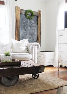 Update Home Tour | The Willow Farmhouse