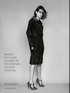 Charlotte Casiraghi by Alasdair McLellan for Vogue UK July 2013 Vogue Uk, Charlotte Casiraghi, Monaco Royal Family, Caroline Of Monaco, Princess Caroline, Fashion Images, Fashion Photo, Grace Kelly, Fall Trends