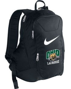 Ohio University Lacrosse Lacrosse, Soccer, Break A Sweat, Team Gear, Small Backpack, Look Cool, Ohio, Backpacks, Club