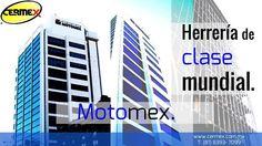 Cermex le ofrece el diseño fabricación y montaje de estructuras metálicas y herrería. Atendiendo al mercado residencial comercial e industrial. Visitanos en: http://ift.tt/1KIFJCM