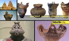 Ancient #Japan – Jomon Period #travel