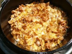 Everyday Dutch Oven: Beef FRITO CASSEROLE
