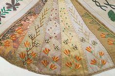 More beautiful feather stitch