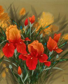 Fleurs et jardins en peinture - Page 25