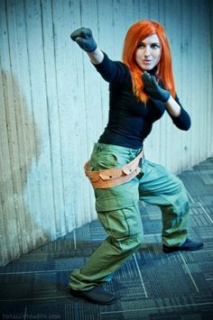 ...another sweet Kim Possible costume!