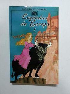 L-I/425(1-2). Leyendas de Europa / ilustraciones de Jordi Vives. Barcelona : Labor, 1988.