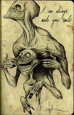 Dark monster ramrods