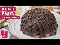 Kugel 3 Malzemeli Pasta - İyi Hobi Granola, Chocolate Cake, Tiramisu, Waffles, Deserts, Pudding, Make It Yourself, Eat, Food