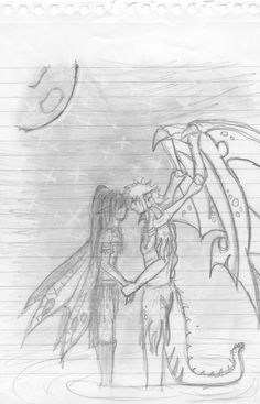 Fantasy Love - Drawing
