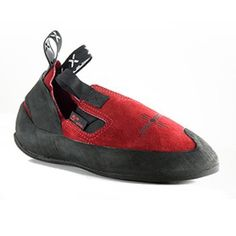 Five Ten Anasazi Moccasym Climbing Shoe (Red) only $119