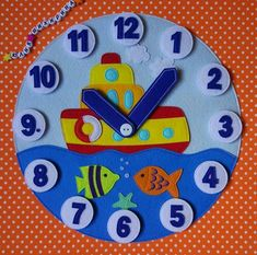 31 ideas for baby boy quilts quiet books Diy Quiet Books, Baby Quiet Book, Felt Quiet Books, Creative Activities For Kids, Book Activities, Clock Craft, Quiet Book Patterns, Baby Boy Quilts, Educational Crafts