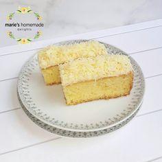 Slices of Cheese Spongecake