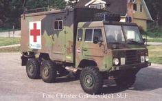 Ambulance, Volvo, Army Day, Emergency Vehicles, Motorhome, Recreational Vehicles, Ems, Medical, Military