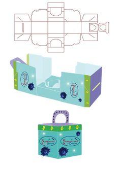 Yasa's Innovations blog: my cupcake box design