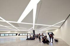 Dezeen » Blog Archive » The Run Run Shaw Creative Media Centre by Daniel Libeskind