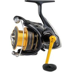 Daiwa Legalis Spinning Reel, 2500, Multicolor